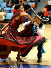 The Hondo Dancers will perform traditional Folklorico