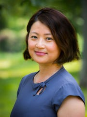 Ellen Park, councilwoman-elect in Englewood Cliffs.