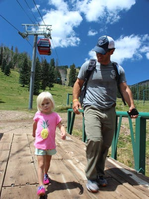 Full-time amenities are scheduled to reopen 9 a.m. to 5 p.m. seven days a week on May 26 for the Wind Rider Mountain Festival.