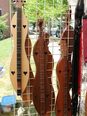Nearly 60 workshops will be held throughout the Dulcimer
