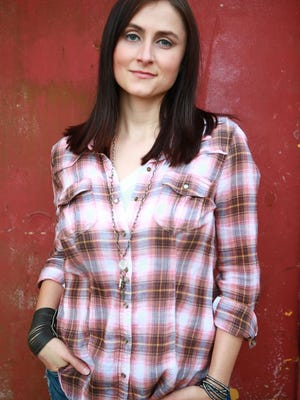 Singer-songwriter Erin Enderlin's songs have been recorded by Alan Jackson, Lee Ann Womack and more.
