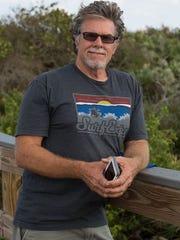 Brad Whitmore, board member of the Historic Cocoa Village Association.