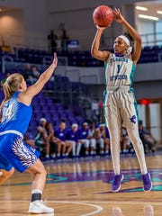 Florida SouthWestern State guard Erna Normil signed