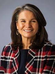 Congressional Democratic Candidate Linda Andrei