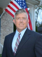 Dallas Sivley, running for Tennessee State Representative, District 19.