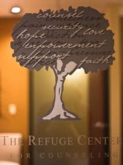 The Refuge Center, based in Franklin, seeks to offer affordable, professional counseling services to empower, educate and support people in need.