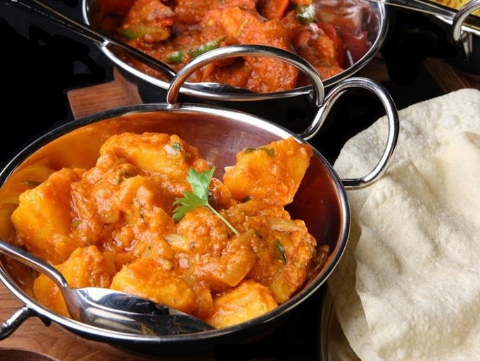 20 places for curry dishes in metro phoenix for Al hamra authentic indian cuisine