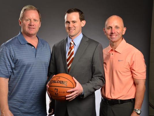 Phoenix Suns General Manager Ryan McDonough