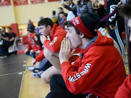 Yeshiva high schools compete in national wrestling tournament