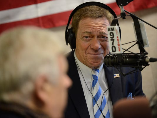 Possible New Jersey Gubernatorial candidate Joe Piscopo