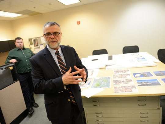 Director of the Meadowlands Environmental Research