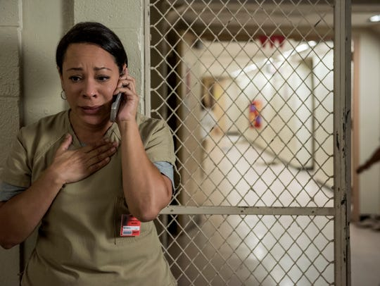 In 'OITNB's fifth season, Gloria struggles with a sick