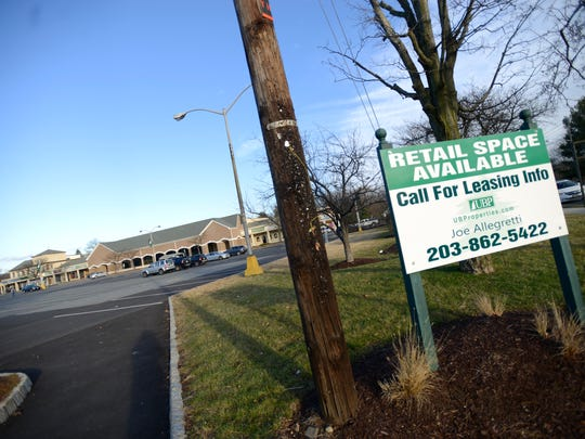 Valley Ridge Shopping Center in Wayne on Dec. 8, 2016. The space will soon be a Whole Foods.