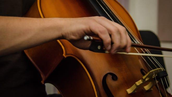 Salem Youth Symphony will perform a winter concert at 3 p.m. Dec. 14 at Smith Auditorium, Willamette University, 270 Winter St. SE.