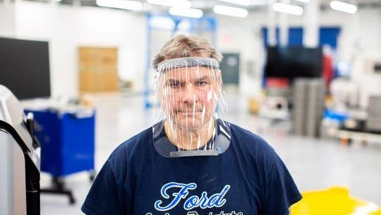 Automakers, including Ford, General Motors Co. and Fiat Chrysler Automobiles NV,  are helping to make face shields and 3-D print respirators.