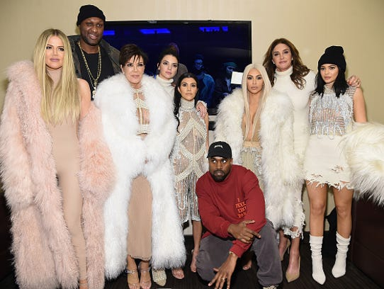 The Kardashians.