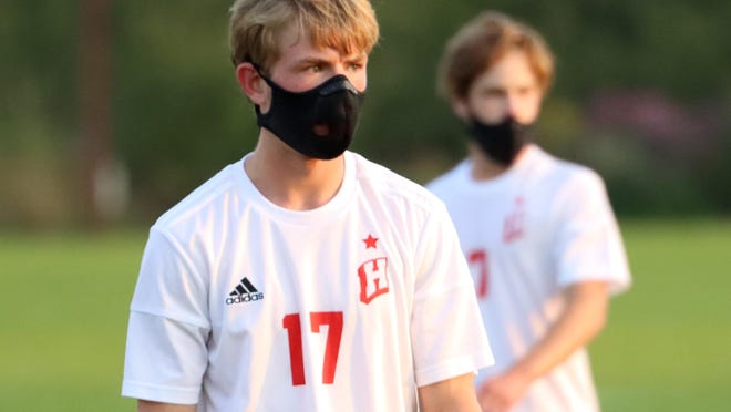 The Holland boys soccer team lost in the regional finals on Wednesday.