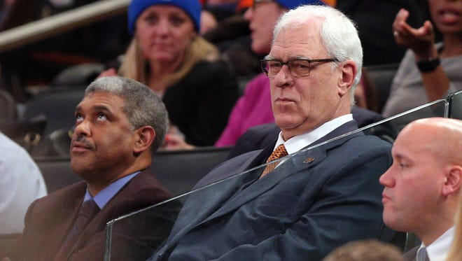 According to reports, Phil Jackson and the Knicks are parting ways.