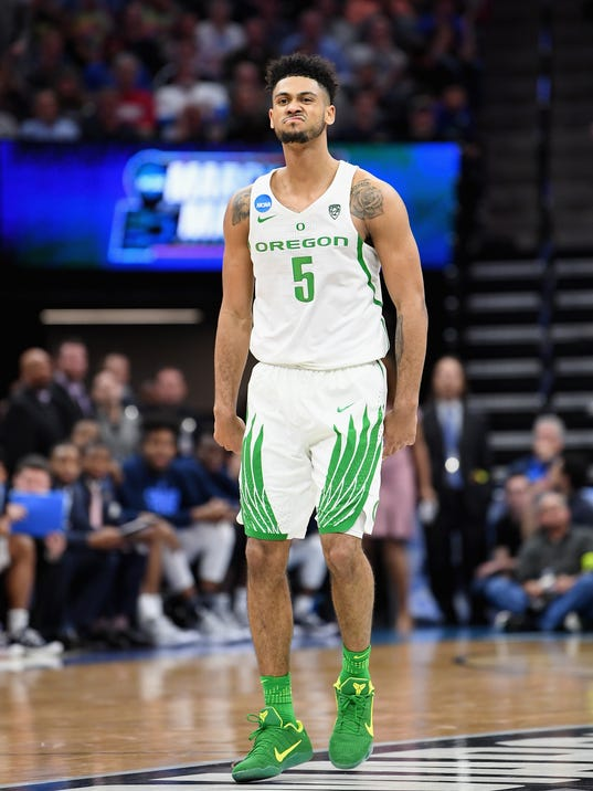 NCAA Basketball Tournament - Rhode Island v Oregon