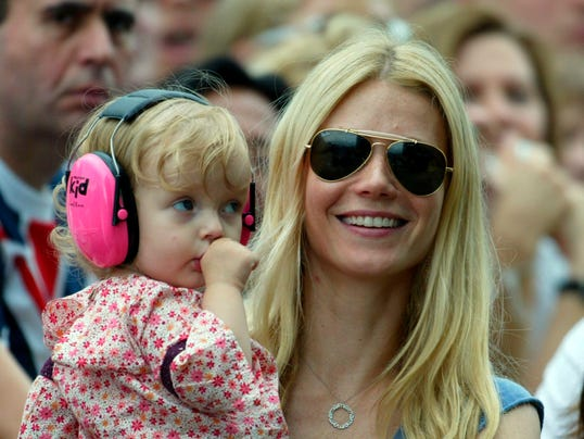 EPA FILE BRITAIN GWYNETH PALTROW