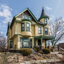 One-of-a-kind view for $1.5M: Downtown Victorian gem with 2 homes and modern touches
