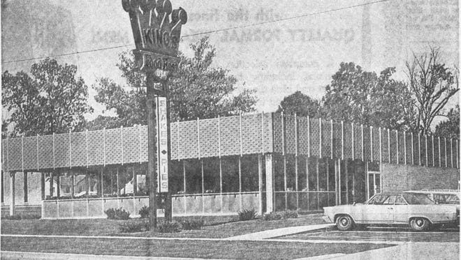 King's Food Host was located at 2700 S. Minnesota Ave., the location of the current Famous Dave's.