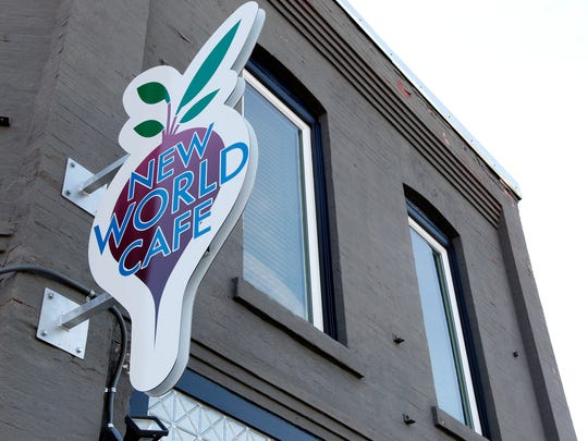 The New World Cafe, a vegan/vegetarian cafe, will close this summer.
