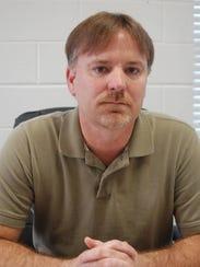 Lonnie Cleek, former Grundy County Sheriff's Office