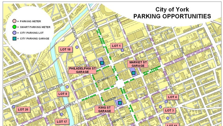 It's easy to find parking for Strand shows – if you're willing to walk a bit (column)