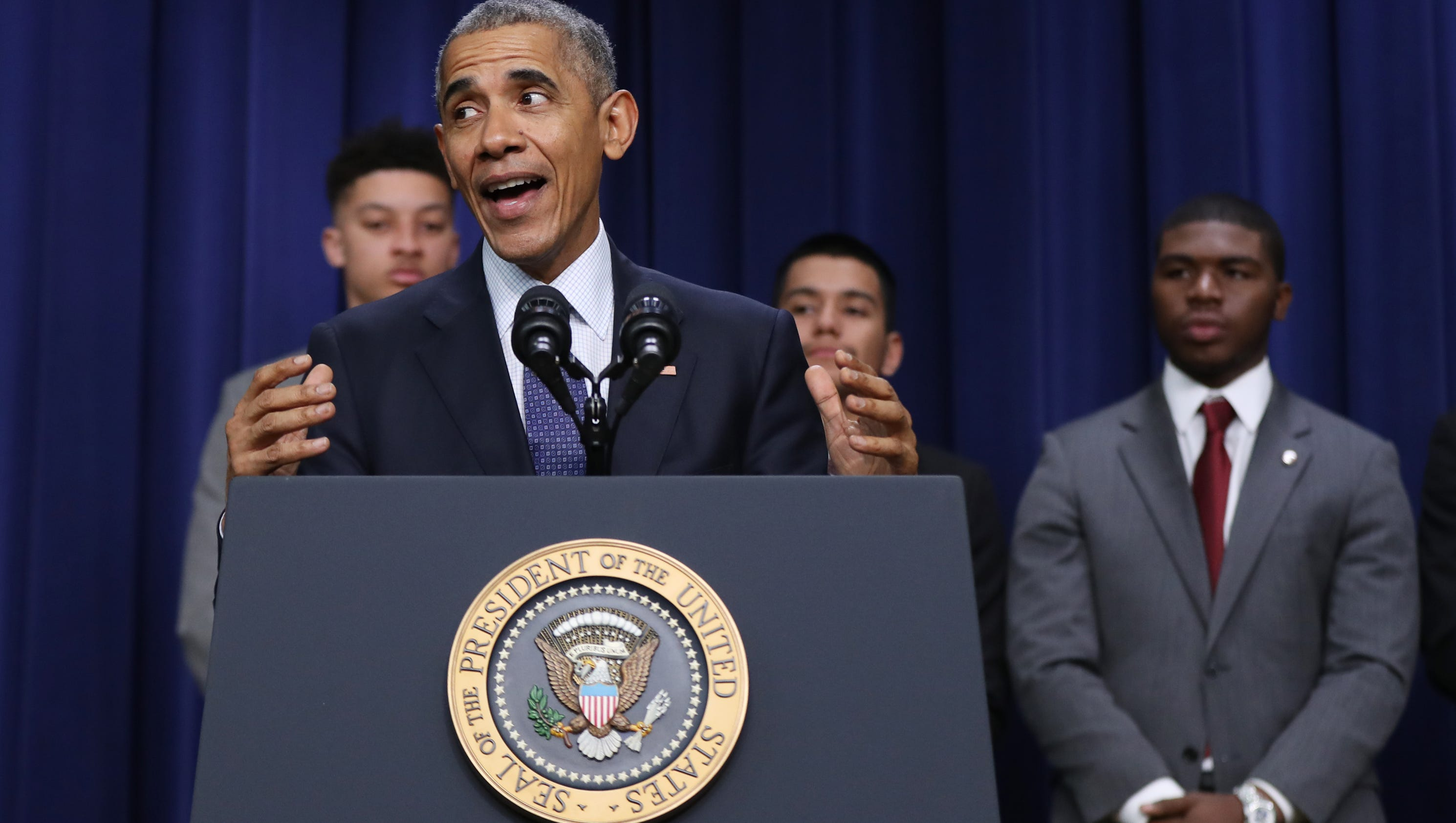 Obama Press Conference Today Live Video