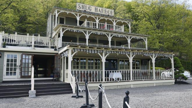 Snug Harbor Restaurant in Hammondsport, Steuben County.