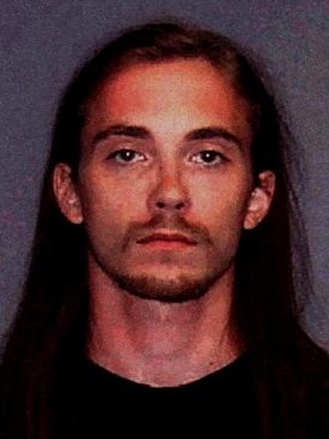 Shawn J. Devaul in July, 2002.