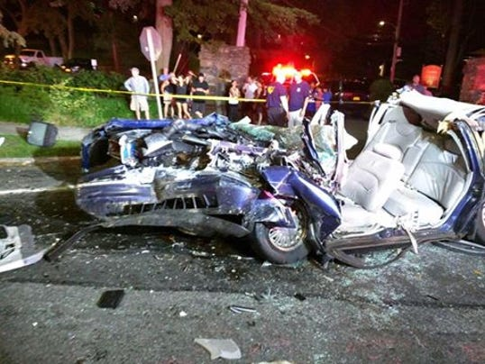 Charge Driver In Fatal Palmer Road Crash In Yonkers Was Drunk
