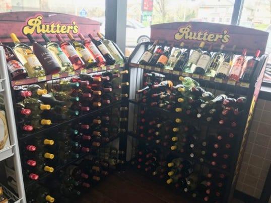 Rutter's wine