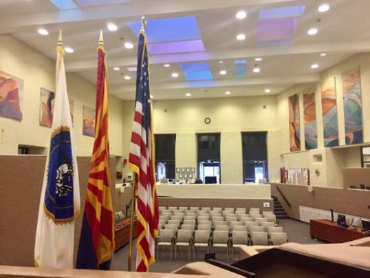 The city of Scottsdale is asking the public to redesign the city flag.