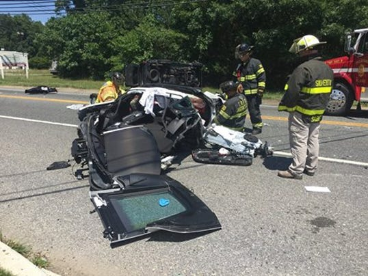 Car Accident In Howell Nj Today