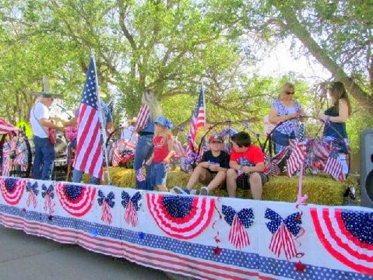 Smokey Bear Parade And Stampede Celebration July 4th
