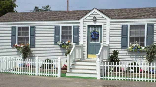 A wheelchair-accessible ECHO cottage can be purchased for as low as $450 per month, depending on financing options.