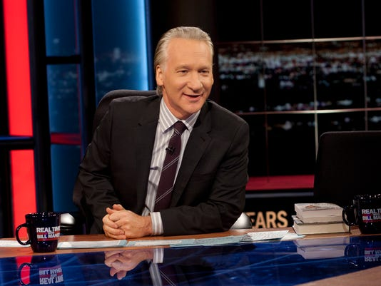 AP TV REAL TIME WITH BILL MAHER A ENT CA
