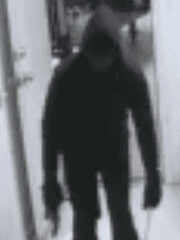 Delaware State Police are seeking this person in connection with a robbery on April 7.