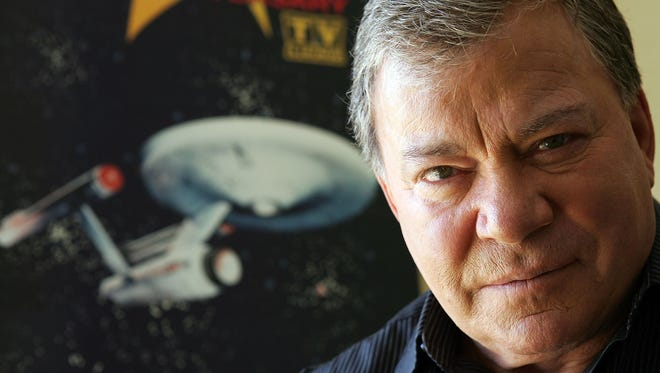 William Shatner will be at Phoenix Comic Fest 2018.