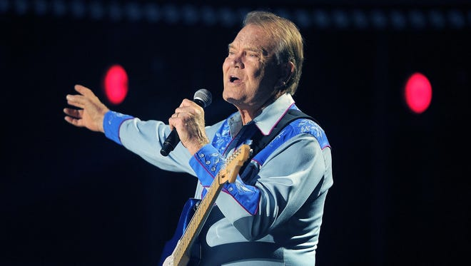 Glen Campbell died Aug. 8, 2017.