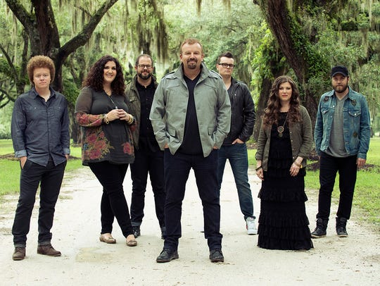 Casting Crowns with special guests Matt Maher and Hannah