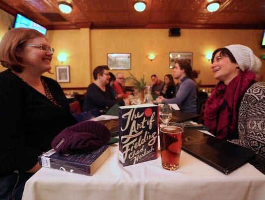 Book and Pub Club