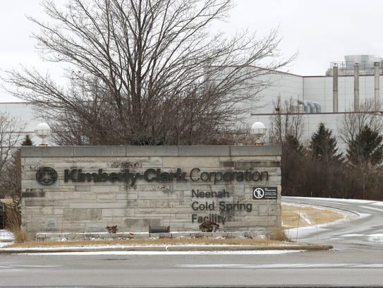 Kimberly-Clark Corp.'s Cold Spring facility is slated