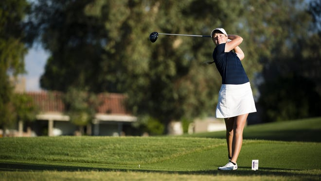 Kaitlin Collom's stellar play of late has helped the surging Wolf Pack, which competes in the Mountain West Championship starting Monday.