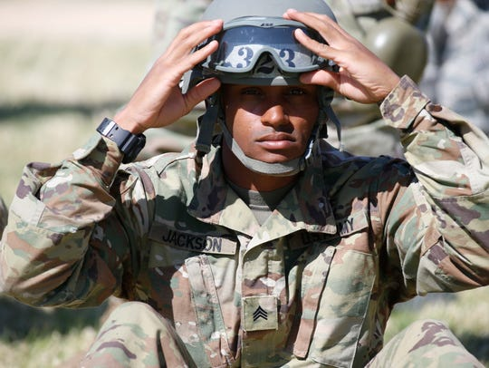 Fort Bliss recently held its quarterly air-assault