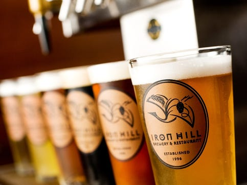 Craft beer scene in Rehoboth gets boost from Iron Hill