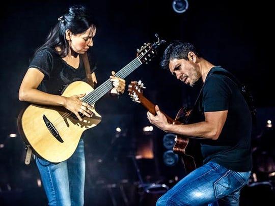 91.9 WFPK 's annual Rock 'n' Stroll will feature Rodrigo y Gabriela with Heather Maloney