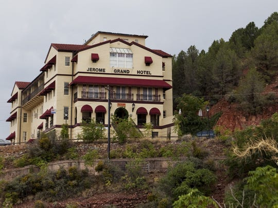 When you start out as a hospital, odds are good spirits of a few unlucky patients will be hanging around. The Jerome Grand Hotel is one of Arizona's most notable haunt spots.
